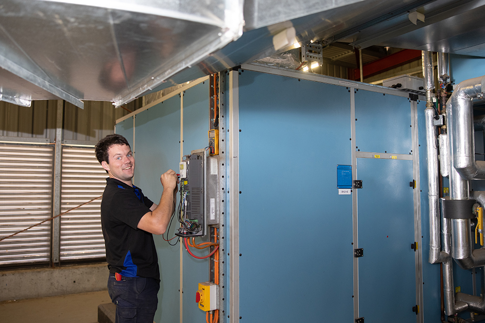 Mechanical Services and Electrical